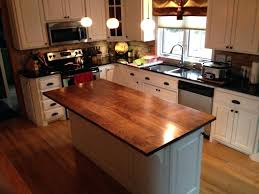 kitchen island butcher block tops kitchen islands with butcher block tops altmine co