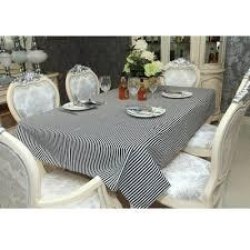 Black Linen Tablecloth Online Get Cheap Black Striped Tablecloth Aliexpress Com