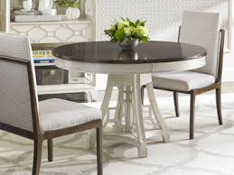 fairlane round oval dining table by stanley home gallery stores