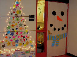 Red Ribbon Week Door Decorating Ideas Office 34 Office Door Christmas Decorating Ideas Door Decor 17