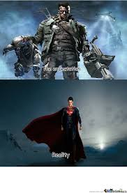 Man Of Steel Meme - man of steel by x ray meme center