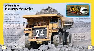 dump trucks and other big machines mighty machines ian graham