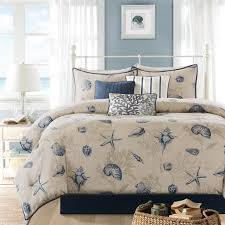 Beachy Comforters Sets Amazon Com Mp10 504 Bayside Comforter Set Home U0026 Kitchen