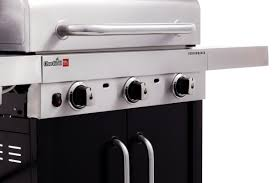 Backyard Grill 5 Burner Propane Gas Grill by Charbroil Performance 3 Burner Propane Gas Grill With Cabinet