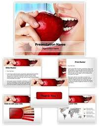 14 best dental powerpoint presentation templates images on