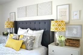 Yellow Room Decor Decorating With Yellow And Grey Hermelin Me