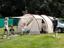 Camping Tent Awning Amazon Com Skandika Camper Tramp Minivan Tent Awning Sand Red