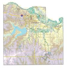Kansas Counties Map Heck Land Company Douglas County Flood Zone Map