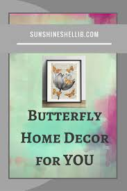 lovely butterfly home decor for you butterfly