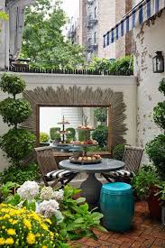 courtyard designs and outdoor living spaces best 25 outdoor mirror ideas on garden mirrors small