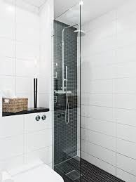mueble bajo en el salón grey grout large white and bathroom tiling