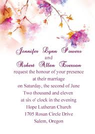 wedding invitations online free free wedding invitations online printable weddingplusplus