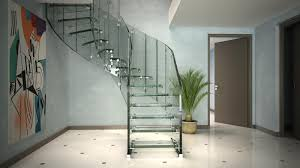 all glass stairs fly siller treppen germany