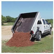 Ford F250 Truck Bed Size - pierce arrow pickup truck dump hoist kit u2014 4 000 lb capacity
