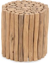 Find The Best Deals On Round Teak Side Table