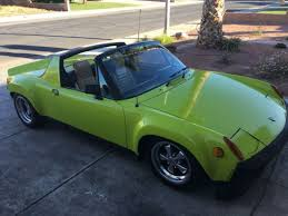 porsche 914 outlaw classic porsche 914 gt style v8 powered for sale detailed