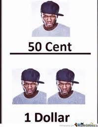 50 Cent Birthday Meme - 50 cent by kankoor meme center