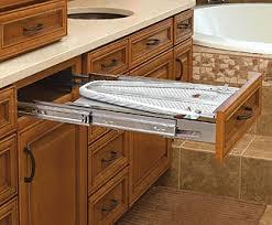 ironing board cabinet hardware rev a shelf vib 20cr fold out ironing board vanity cabinet model