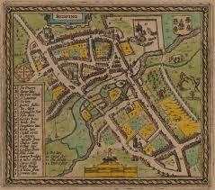 Berkshire England Map by File Map Of Redding By John Speed 1611 Jpg Familypedia Fandom