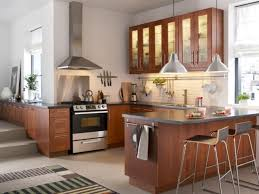 Wood Cabinet Kitchen Retro Kitchen Cabinets Pictures Ideas U0026 Tips From Hgtv Hgtv