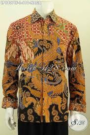 desain baju batik halus design baju batik pria terbaru hem batik halus nan istimewa model