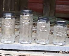 primitive kitchen canisters primitive canister set ebay