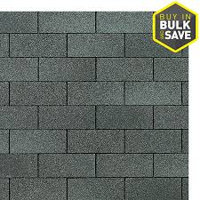 shop owens corning supreme 33 33 sq ft estate gray 3 tab roof