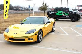 corvette stingray gold gold chrome wrap corvette fort worth zilla wraps