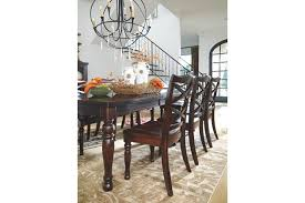 Dining Room Com by Porter Dining Room Table Ashley Furniture Homestore