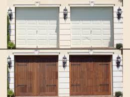 garage door facade dansupport