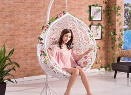 hanging bedroom chair awesome indoor hanging chair swing chair