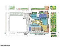 Loading Dock Floor Plan by Location