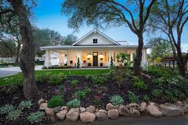 napa style farmhouse residential and commercial architecture