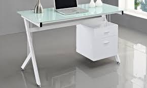 bureau of met bureau glas affordable ikea torsby bureau tafel eettafel glas klein