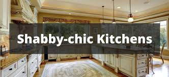 country chic kitchen ideas 20 shabby chic kitchen ideas for 2018