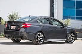 subaru wrx interior 2018 2017 subaru wrx pricing for sale edmunds
