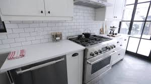interior design u2014 crisp clean u0026 narrow brooklyn style galley