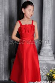 red jr bridesmaid dresses for girls bridesmaid dresses dressesss