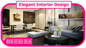 style excellent elegant interior design style bright and elegant