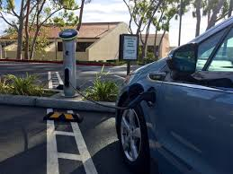 electric vehicles charging stations chevrolet brings first electric vehicle charging stations to
