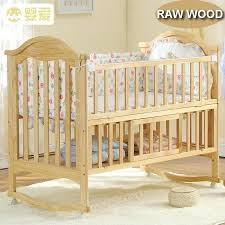 baby cribs natural wood u2013 arunlakhani info