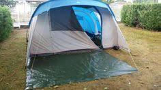 tente 8 places 4 chambres tente familiale t 8 4 xl 4 chambres de 2 séjour hexagonal 8m2 499