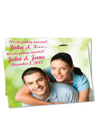 save the date magnets cheap save the date magnets discountmugs