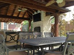 Outdoor Furniture Frisco Tx by Outdoor Tv Installation Ideas Royal Home Theater Royal Home