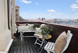 enchanting apartment patio furniture 25 best ideas about small