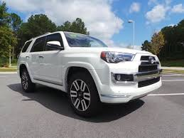 toyota 4runner limited 4wd 2017 toyota 4runner limited 4wd for sale raleigh near cary t480587