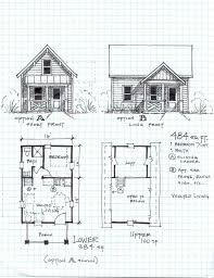 small cottage floor plans floor plan garden cottage f one level with loft cabin house plans