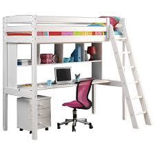 lits mezzanine avec bureau lit mezzanine avec bureau et étagères achat vente lit mezzanine