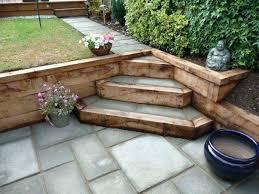 Split Level Garden Ideas Garden Steps Garden Steps Ideas Tetbi Club