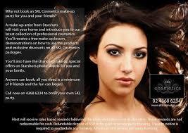 Book A Makeup Artist Skl Cosmetics Starshots Photography Central Coast